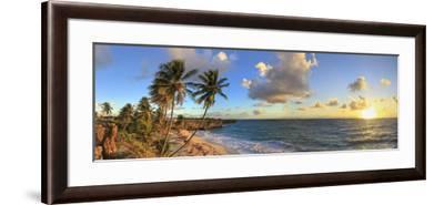 Caribbean, Barbados, Bottom Bay Beach-Michele Falzone-Framed Photographic Print