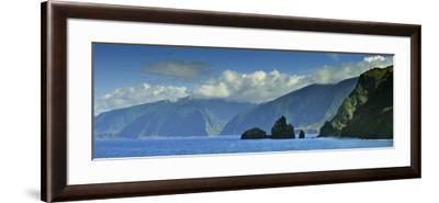 The North Coast of Madeira Island, Near Ribeira Da Janela, Portugal-Mauricio Abreu-Framed Photographic Print