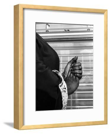 Mahalia Jackson - 1961-William Lanier-Framed Photographic Print