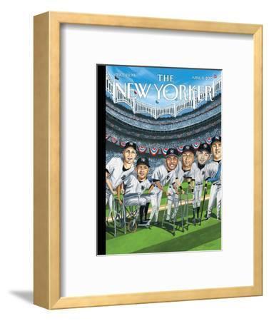 The New Yorker Cover - April 8, 2013-Mark Ulriksen-Framed Premium Giclee Print