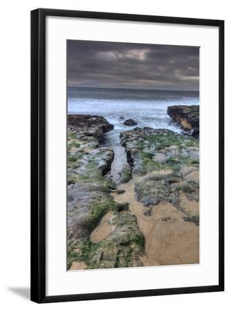 Seascape Layers-Vincent James-Framed Photographic Print
