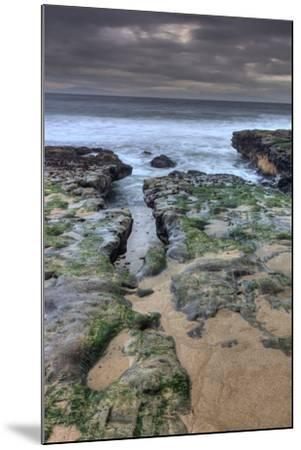 Seascape Layers-Vincent James-Mounted Photographic Print