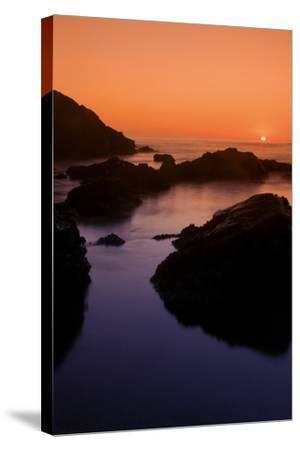 Sonoma Sunset-Vincent James-Stretched Canvas Print