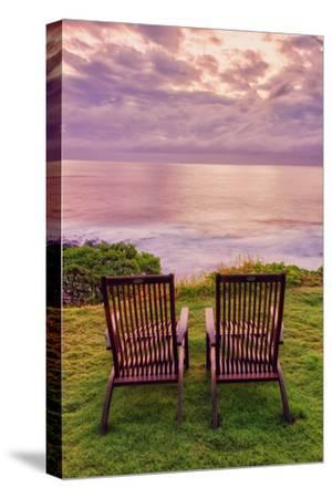 Two in the Morning, Hana Maui-Vincent James-Stretched Canvas Print