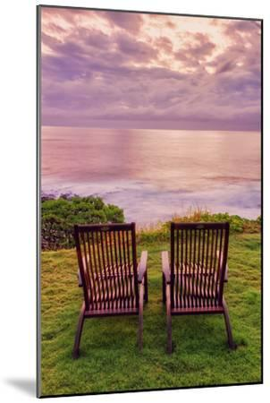 Two in the Morning, Hana Maui-Vincent James-Mounted Photographic Print