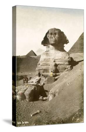 The Sphinx--Stretched Canvas Print