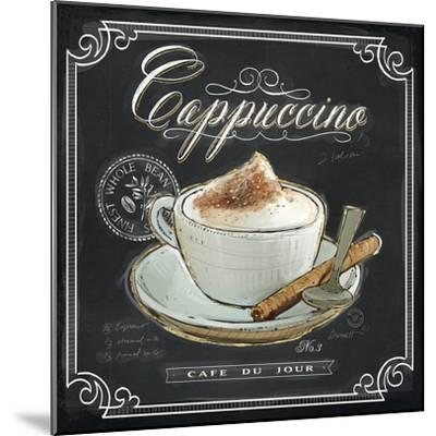 Coffee House Cappuccino-Chad Barrett-Mounted Art Print