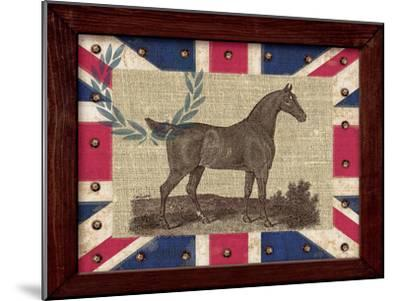 British Equestrian-Sam Appleman-Mounted Art Print