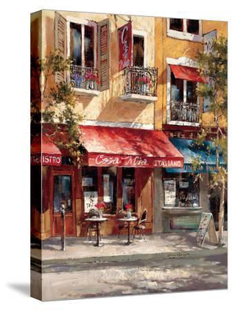 Casa Mia Italiano-Brent Heighton-Stretched Canvas Print