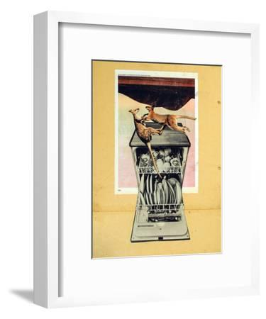 Celestial Navigation-Molly Bosley-Framed Giclee Print