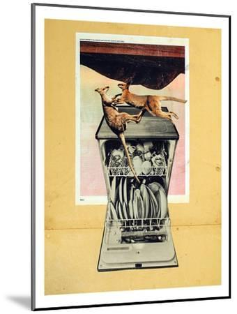 Celestial Navigation-Molly Bosley-Mounted Giclee Print