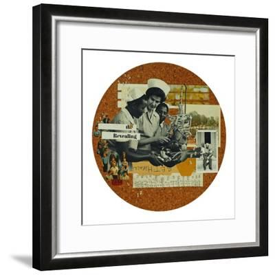 The Revealing-Molly Bosley-Framed Giclee Print