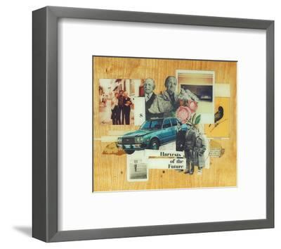 Harvests of the Future-Molly Bosley-Framed Giclee Print