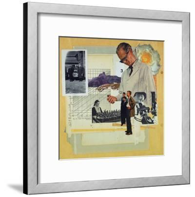 Determining the Truth-Molly Bosley-Framed Premium Giclee Print