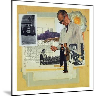 Determining the Truth-Molly Bosley-Mounted Premium Giclee Print