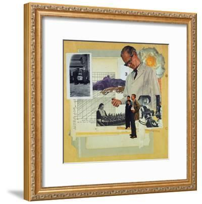 Determining the Truth-Molly Bosley-Framed Giclee Print
