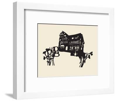 Family Germination-Molly Bosley-Framed Giclee Print
