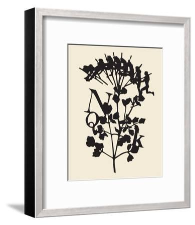 Ruled by Chance-Molly Bosley-Framed Giclee Print
