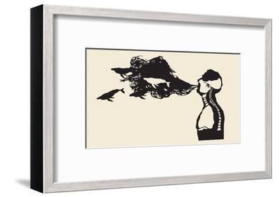 Feel What You Breathe-Molly Bosley-Framed Giclee Print