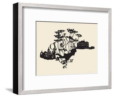 Born in a Tin Can-Molly Bosley-Framed Giclee Print