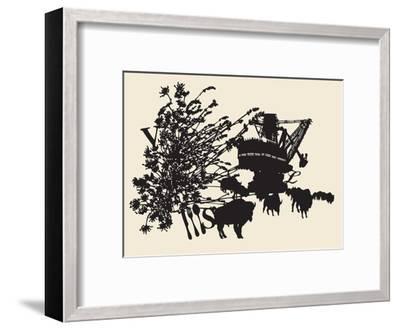 Delicious Repair-Molly Bosley-Framed Premium Giclee Print