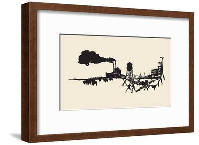 A Mildewed Past-Molly Bosley-Framed Giclee Print