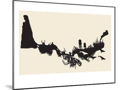 Pachamama-Molly Bosley-Mounted Premium Giclee Print