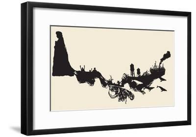 Pachamama-Molly Bosley-Framed Giclee Print