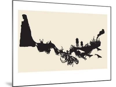 Pachamama-Molly Bosley-Mounted Giclee Print
