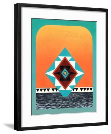 Death and War-Mark Warren Jacques-Framed Premium Giclee Print