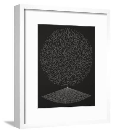 Growing-Mark Warren Jacques-Framed Premium Giclee Print
