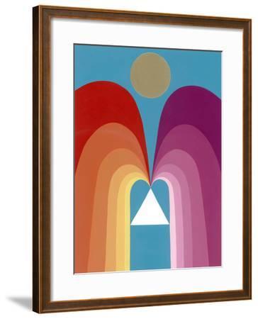 Sun's Sound-Mark Warren Jacques-Framed Premium Giclee Print