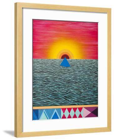 To Undream a Dream-Mark Warren Jacques-Framed Premium Giclee Print