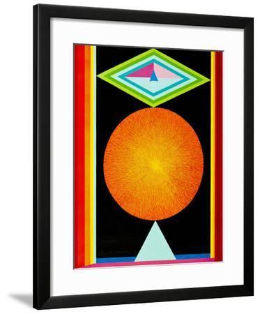 When One Door Opens-Mark Warren Jacques-Framed Premium Giclee Print