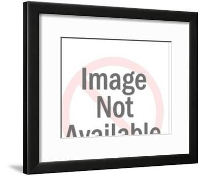 Trick Horse and Pony Act-Pop Ink - CSA Images-Framed Art Print