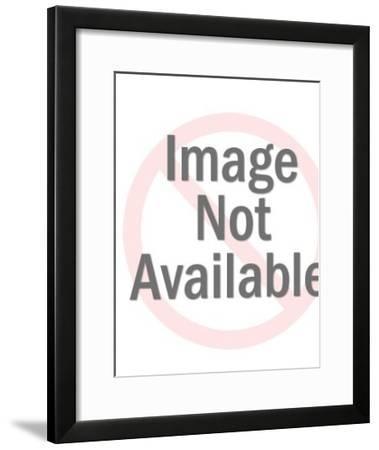Cityscape-Pop Ink - CSA Images-Framed Art Print