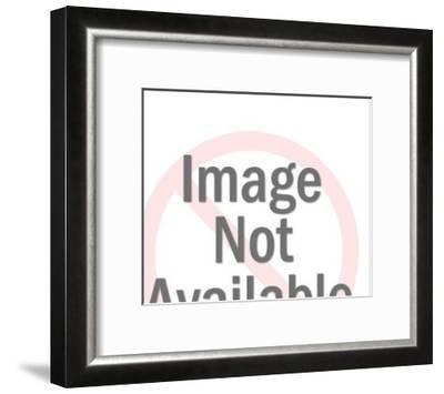 Chef-Pop Ink - CSA Images-Framed Art Print