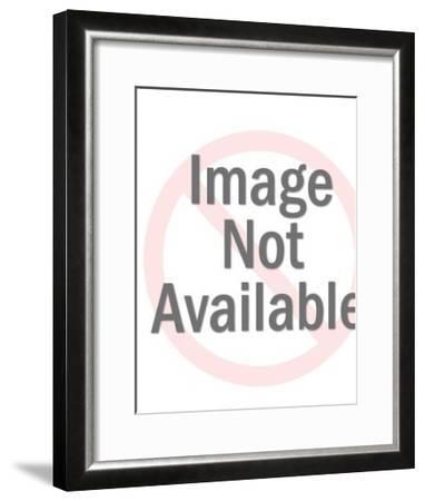 Lamb-Pop Ink - CSA Images-Framed Art Print