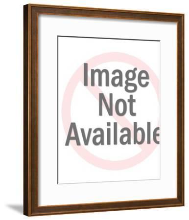 Vulture/n-Pop Ink - CSA Images-Framed Art Print