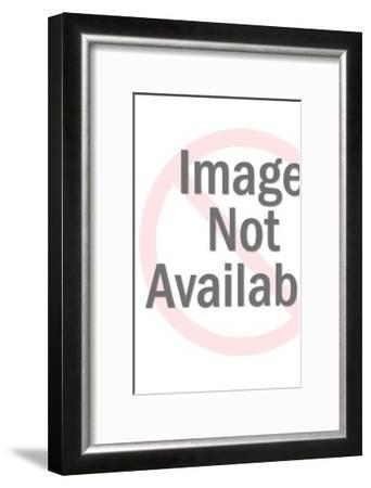 Kitten-Pop Ink - CSA Images-Framed Art Print