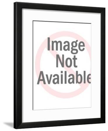 Totem-Pop Ink - CSA Images-Framed Art Print