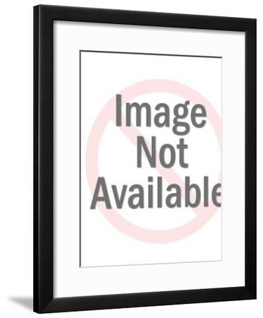 Summer Vacation-Pop Ink - CSA Images-Framed Art Print
