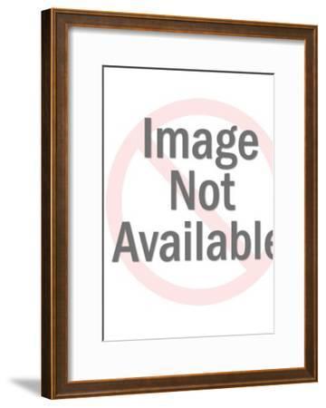 Love-Pop Ink - CSA Images-Framed Art Print