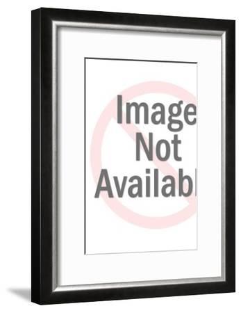 Deer-Pop Ink - CSA Images-Framed Art Print