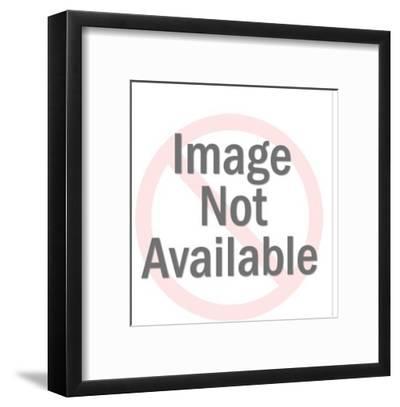 Fruit and Vegetables-Pop Ink - CSA Images-Framed Art Print