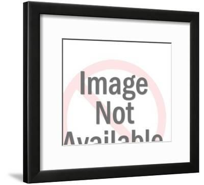 Two Women Wearing Cardigans-Pop Ink - CSA Images-Framed Art Print