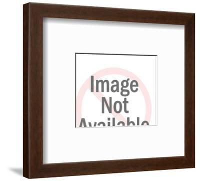Swordfish-Pop Ink - CSA Images-Framed Art Print