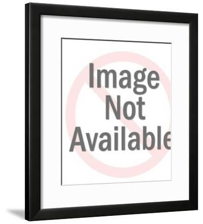 Angry Bald Man-Pop Ink - CSA Images-Framed Photo
