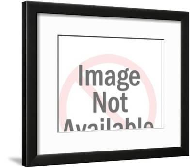 Back View of Man Walking-Pop Ink - CSA Images-Framed Photo