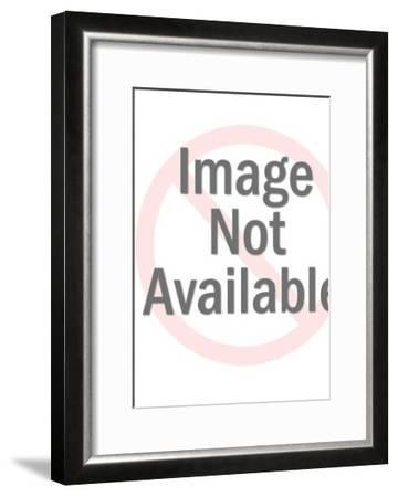 Naked Baby-Pop Ink - CSA Images-Framed Photo